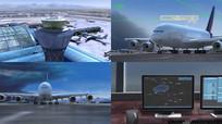 航空公司宣传片视频