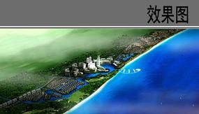 滨水带状景观概念设计