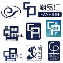 潮品汇数码产品logo PSD