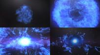 粒子光效动态视频