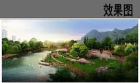 水文化广场景观效果图