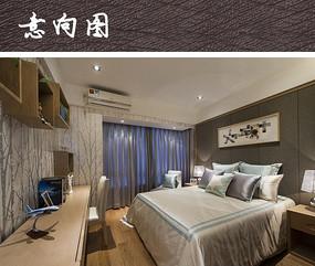 素雅现代卧室装修