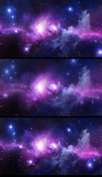 唯美宇宙星系星视频背景素材 avi