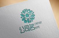 农产品化妆品通用logo