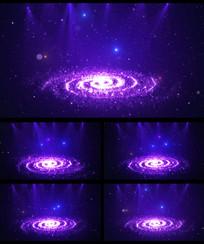 唯美星空宇宙灯光LED视频