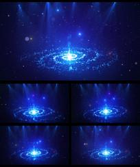 唯美宇宙星空LED视频