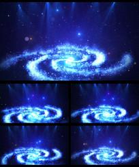 宇宙星空灯光LED视频素材