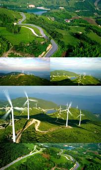 绿色生态自然风景宣传片