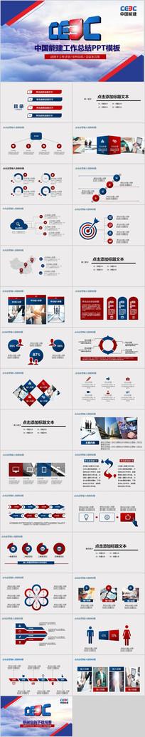 中国能源建设有限公司ppt
