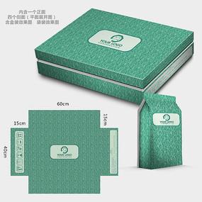 花茶茶叶包装设计