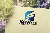 高端商务logo