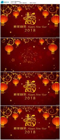 2018年企业新年春节视频