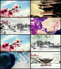 水墨中国风视频素材
