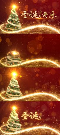 2018年圣诞快乐AE模板