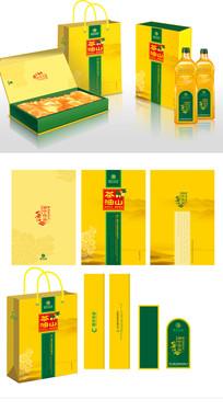 菜籽油包装设计