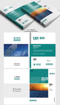 电力发电科技封面设计