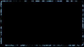 科技边框视频