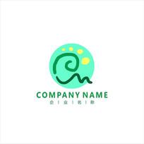 儿童 教育 亲子 标志logo CDR
