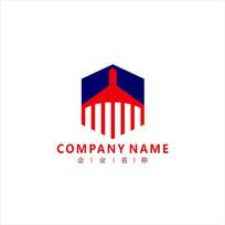 飞机航空贸易标志logo CDR