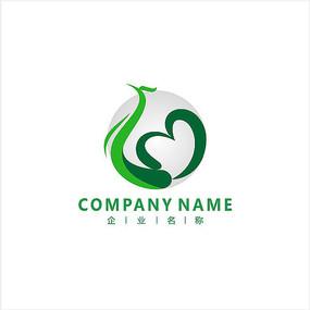 凤凰 自然 能源 标志 logo