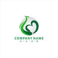 凤凰 自然 能源 标志 logo CDR