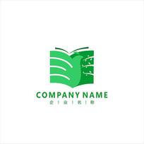 教育 儿童 书本 标志 logo CDR