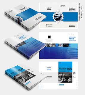 机械封面设计 PSD