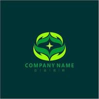 林业 农业 生物 标志 logo CDR
