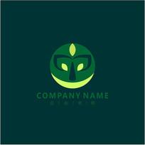 美容 天然 减肥 标志 logo