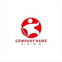 人才 教育 标志 logo CDR