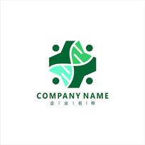 树 林业 自然 标志logo CDR
