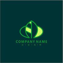 叶子 农业 林业 标志 logo