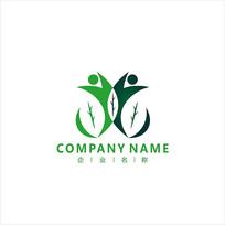 叶子 医药 生物 标志 logo CDR