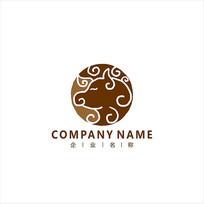猪 畜牧 饲料 标志 logo CDR