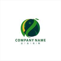字母A凤凰标志logo CDR