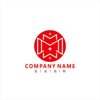 字母MW 金融 投资 标志 logo