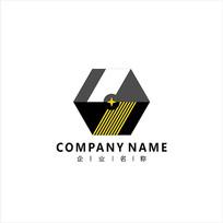 字母S 商业 理财 标志 logo CDR