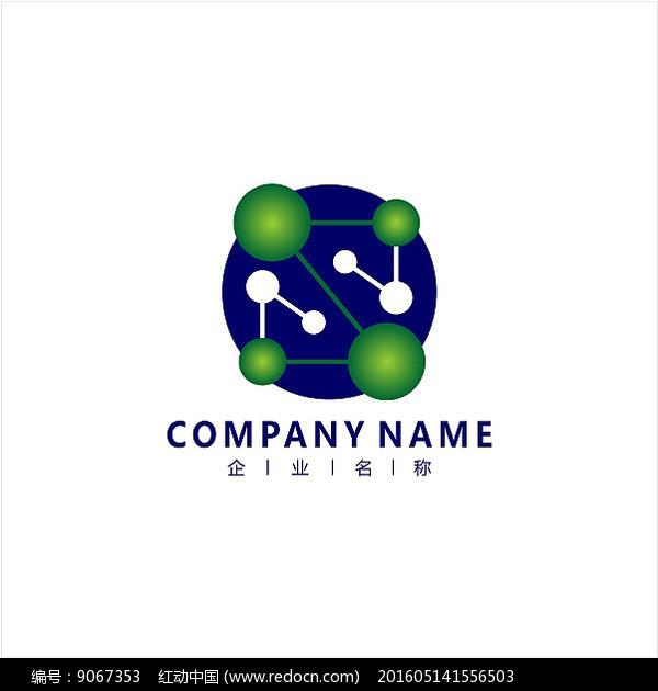 字母S 生物 科技 标志 logo图片