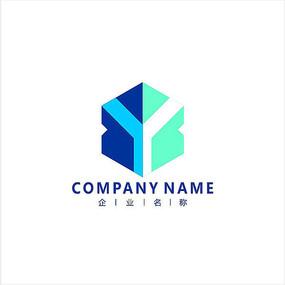 字母Y 科技 电子 标志logo