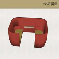 包围式沙发