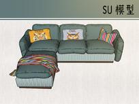 欧美时尚沙发