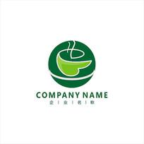 咖啡 餐饮 奶茶 标志 logo CDR