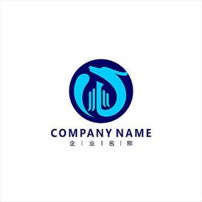 龙 标志 logo
