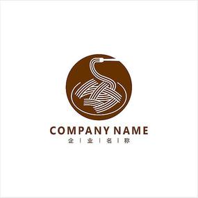 面条 面食 面馆 标志 logo