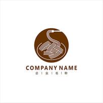 面条 面食 面馆 标志 logo CDR
