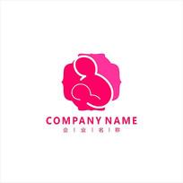 母婴 育儿 亲子 标志 logo