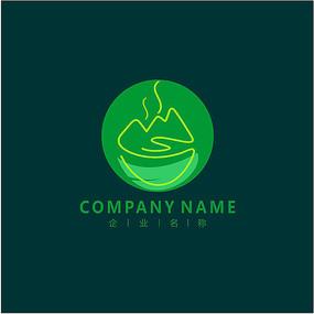 山水 饮料 咖啡 标志 logo