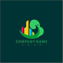 社区 地产 标志 logo CDR
