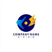摄影 相机 媒体 标志 logo