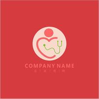 医疗 医院 医生 标志 logo CDR